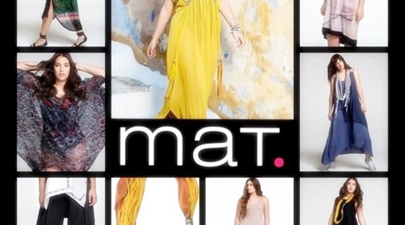 Mat Fashion-Όλη η μόδα σε μεγάλα μεγέθη