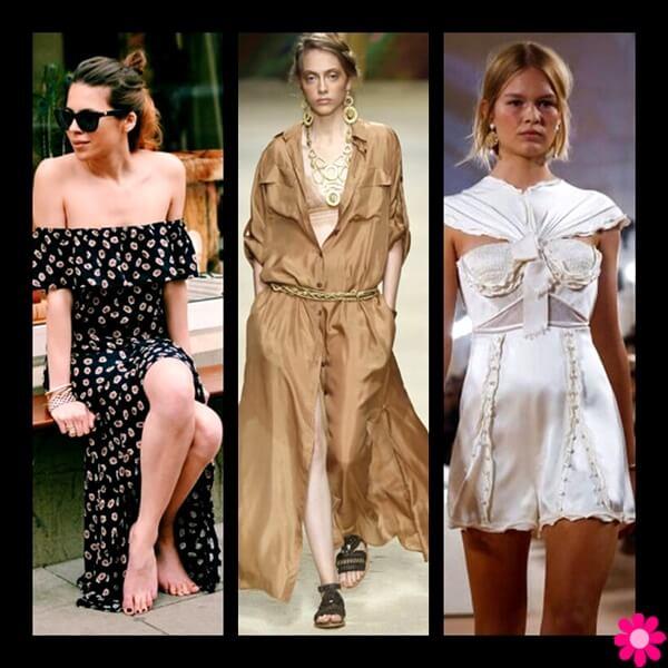 Trendy Φορέματα του Καλοκαιριού