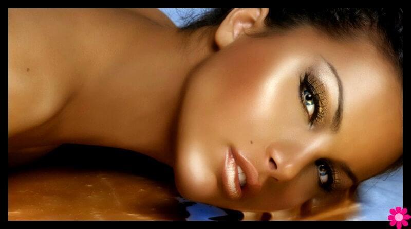 bronze το μακιγιάζ του καλοκαιριού
