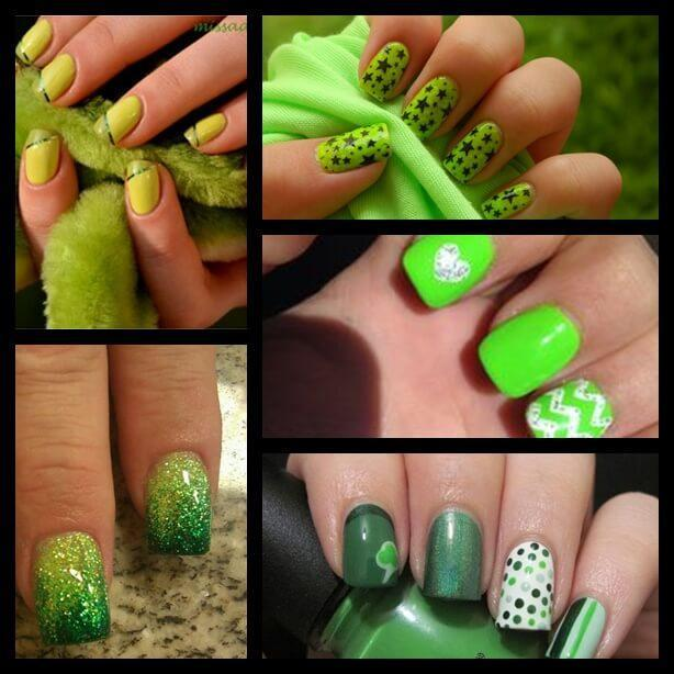 nail-art-sweet-green-1