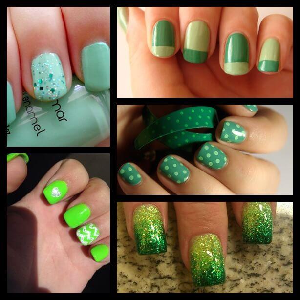 nail-art-sweet-green-2