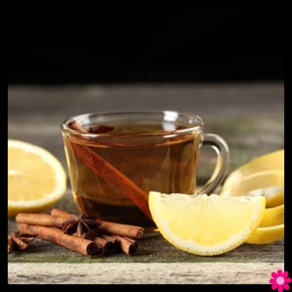 Αδυνατίστε με μέλι κανέλα και λεμόνι