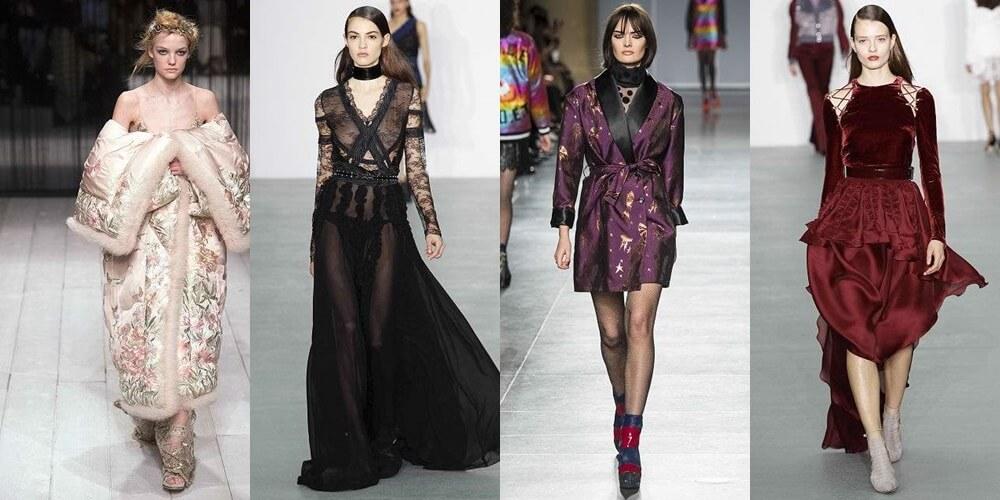 London Fashion Week:Τα 5 κυρίαρχα χρώματα Φθινόπωρο-Χειμώνας 2016-2017