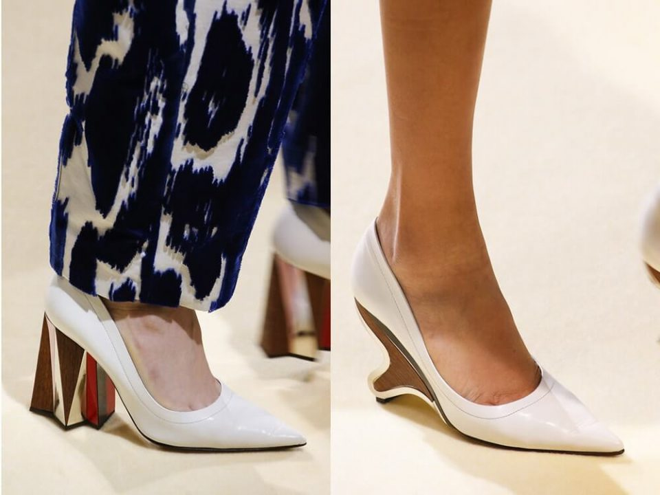 168dffb946 Γυναικεία παπούτσια με τακούνια σκέτη γλυπτική. 8-moda-sta-gynaikeia- papoytsia-ftinoporo-xeimonas-2016-