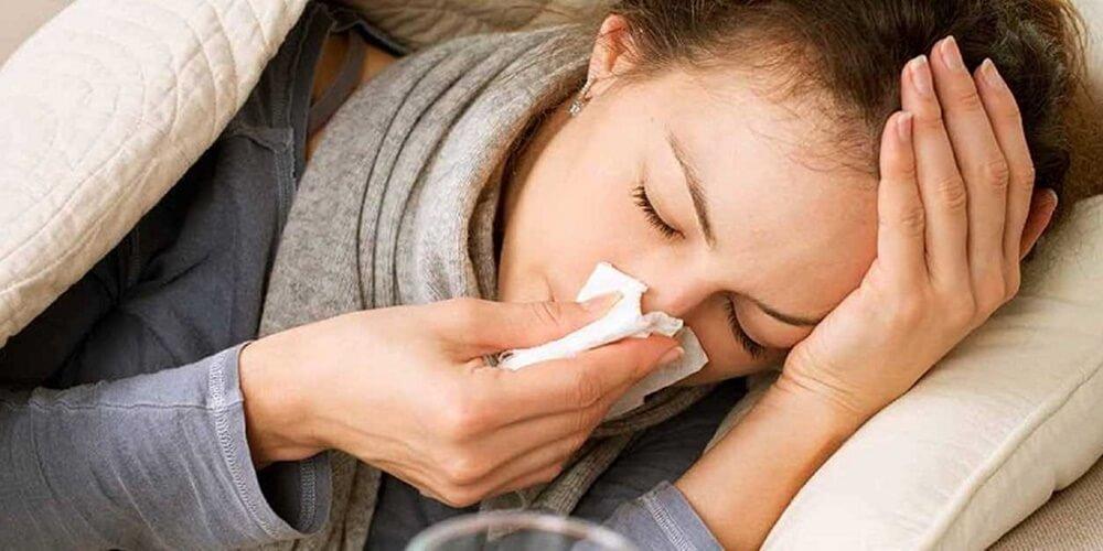 Αντιμετώπισε,κρυολόγημα γρίπη και πυρετό φυσικά