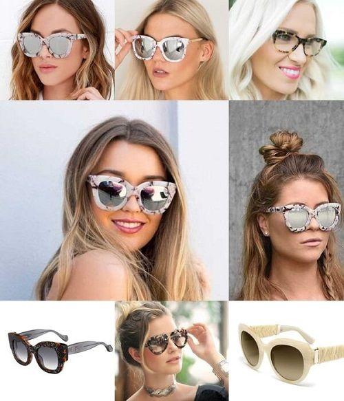 νέες τάσεις της μόδας στα γυαλιά ηλίου-1