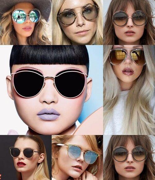 νέες τάσεις της μόδας στα γυαλιά ηλίου-2