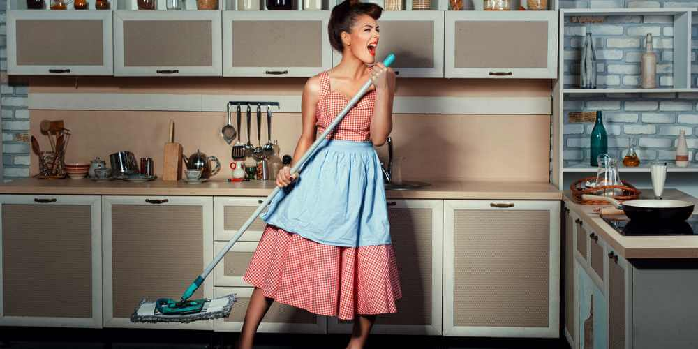 Πως θα καθαρίσεις το σπίτι