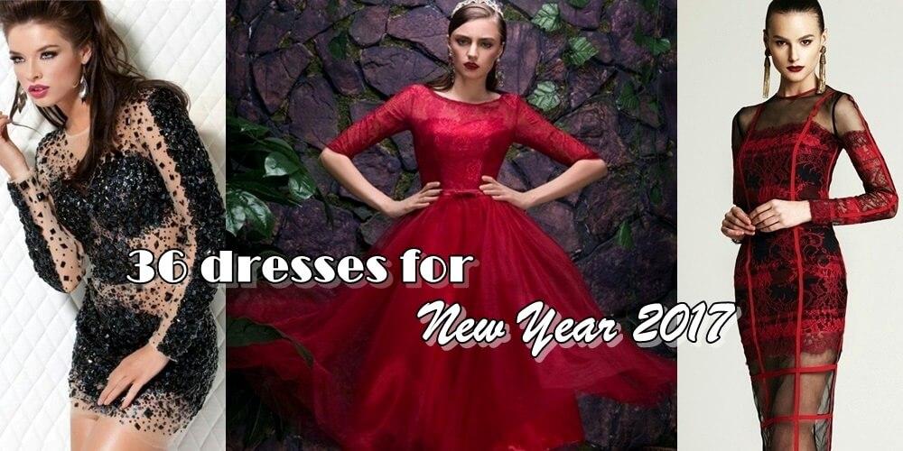36 βραδινά φορέματα για την Πρωτοχρονιά του 2017