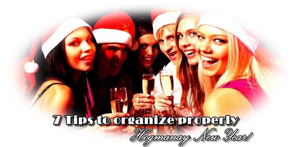 7 Tips για να οργανώσεις σωστά το ρεβεγιόν Πρωτοχρονιάς!