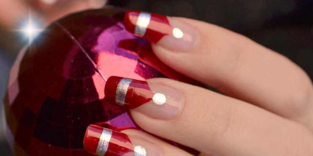 20 Χριστουγεννιάτικα nail art εύκολα και γρήγορα!