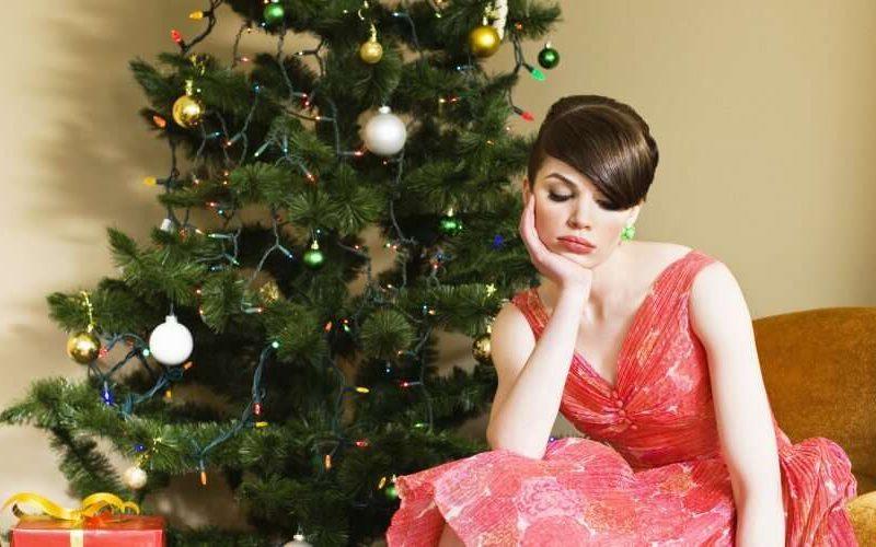 Κατάθλιψη των Χριστουγέννων