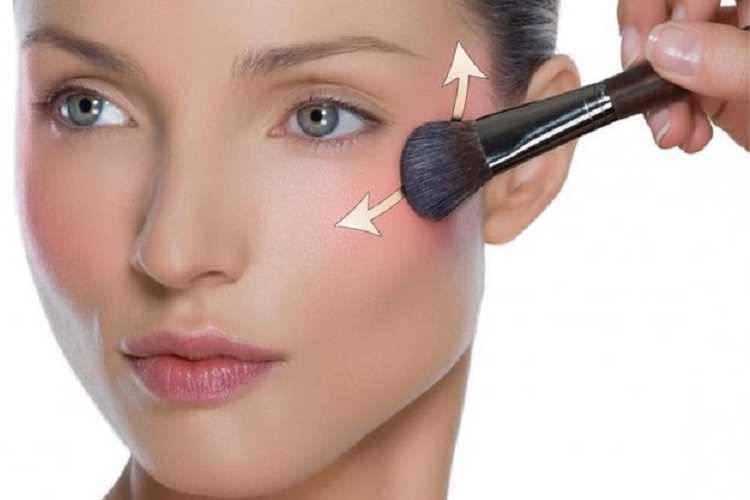 Εφαρμογή ρουζ:Δώσε στο δέρμα σου τη φρεσκάδα του χρώματος!