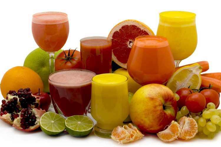 Φρέσκα φρούτα και λαχανικά ευεργετικά για την υγεία!