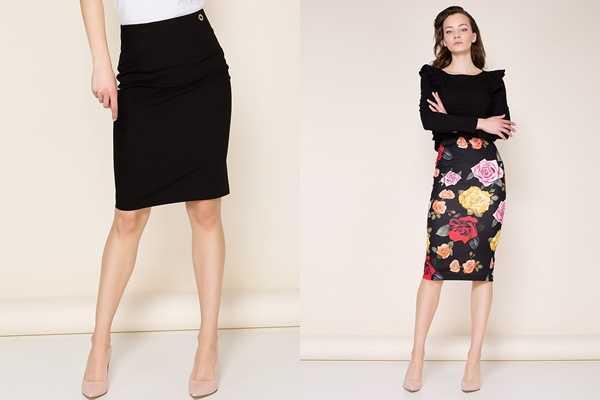 Η φούστα σε γραμμή pencil ταιριάζει άψογα και σε πιοχαλαρές ανοιξιάτικες  εμφανίσεις 9488422bf16
