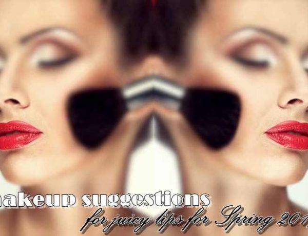 Προτάσεις μακιγιάζ για ζουμερά χείλη