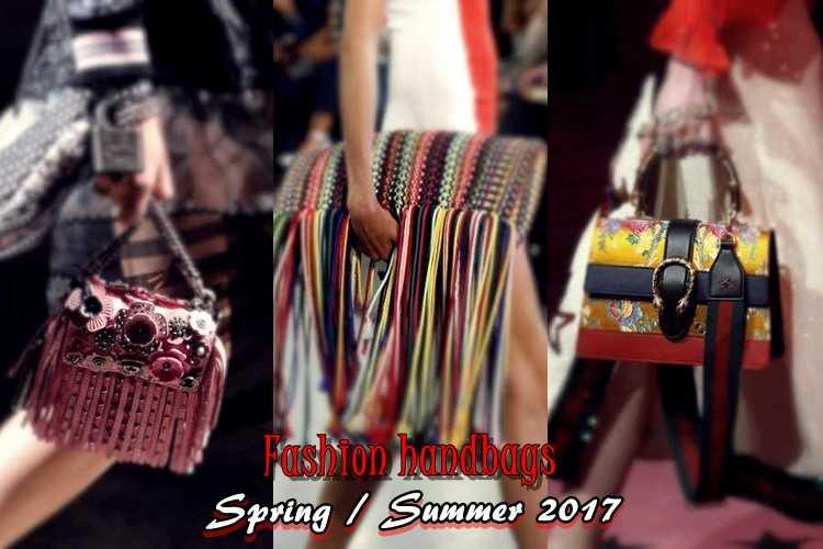 τσάντες Άνοιξη / Καλοκαίρι 2017