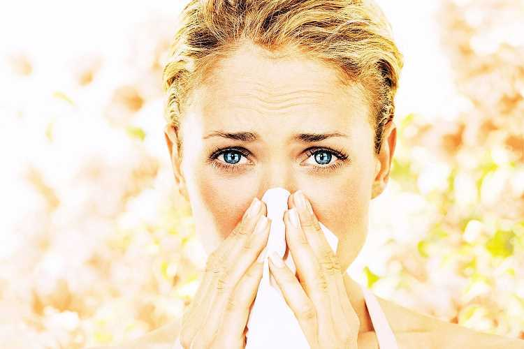ανοιξιάτικες αλλεργίες