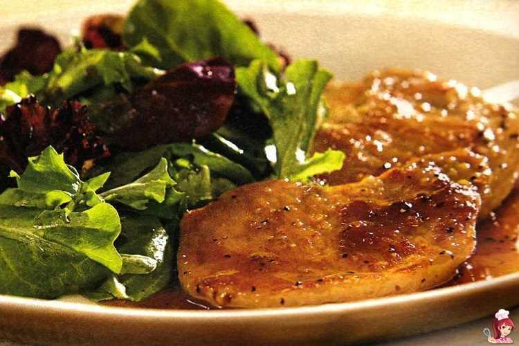 Χοιρινό με μουστάρδα:Μια εύκολη & υγιεινή συνταγή!