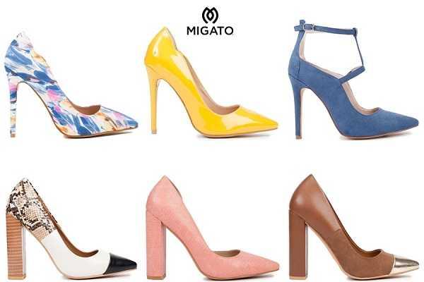 c8f4c878500 Migato άνοιξη 2017:Όλες οι νέες αφίξεις στα γυναικεία παπούτσια ...