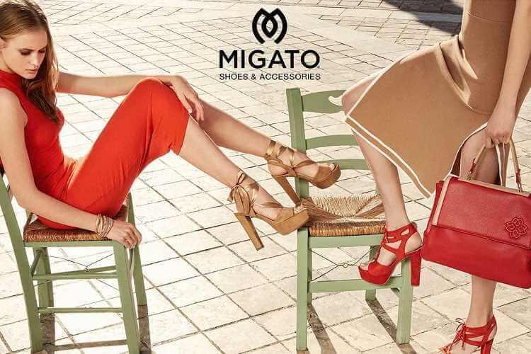Migato άνοιξη 2017:Όλες οι νέες αφίξεις στα γυναικεία παπούτσια!