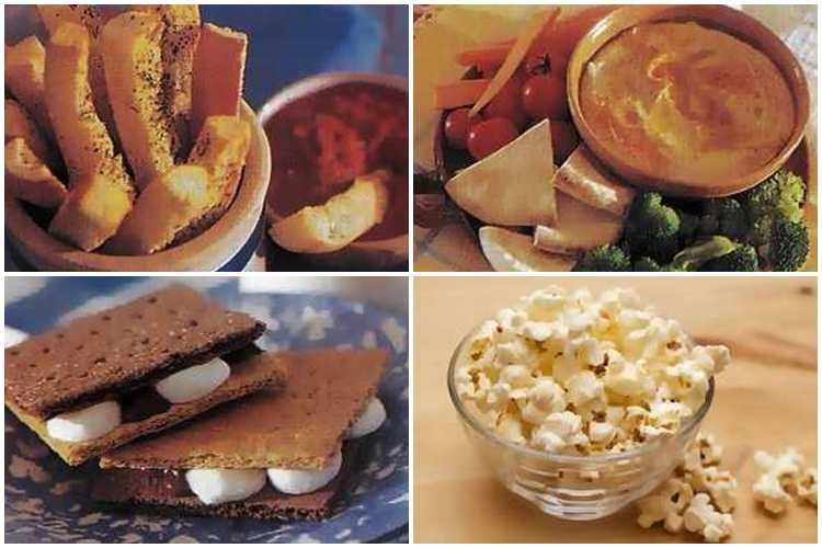 4 συνταγές για σπιτικά σνακ με απλά υλικά!