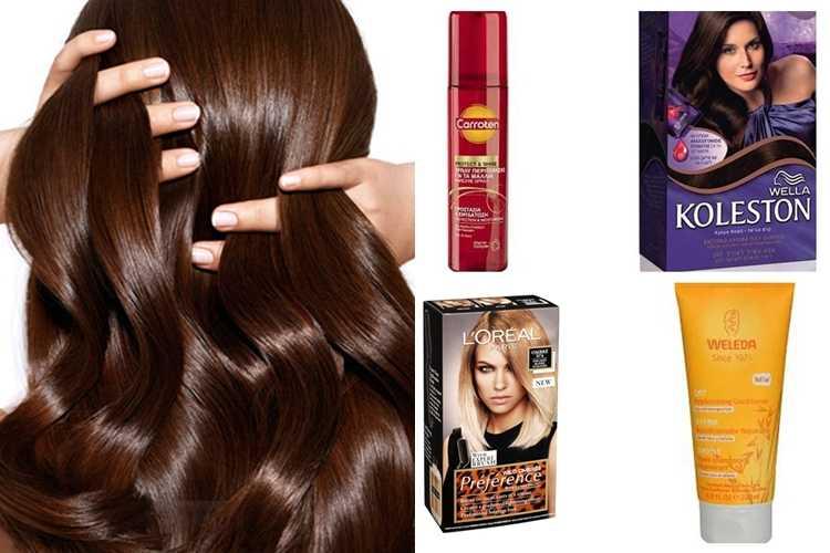 Τα καλύτερα προϊόντα μαλλιών
