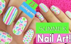 nails art video