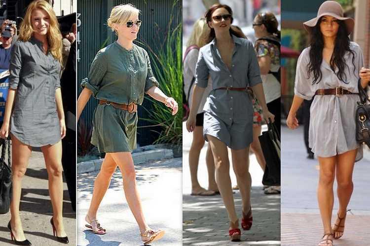 Αναζητώντας το Τέλειο Shirt dress στα καταστήματα ZARA