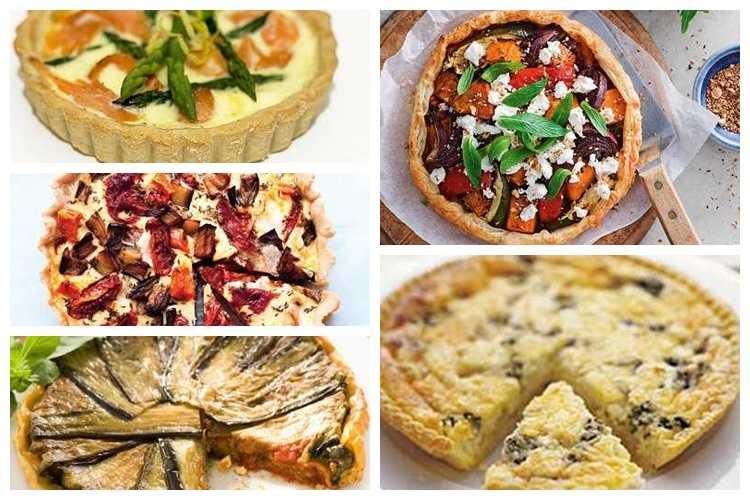 5 μεσογειακές συνταγές για τάρτες!