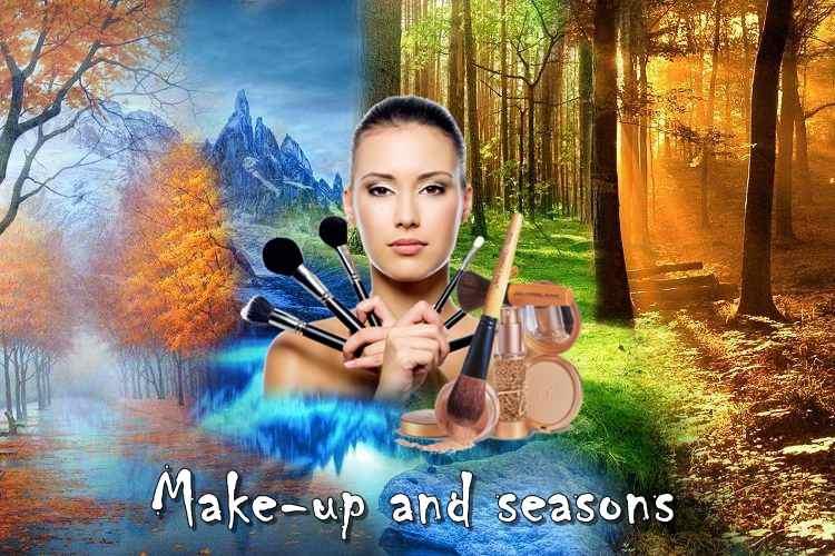 Μακιγιάζ και εποχές:Εσύ ποια εποχή του χρόνου είσαι;