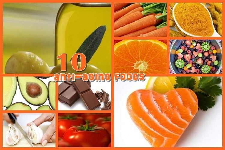 10 αντιγηραντικές τροφές που θα σε βοηθήσουν να παραμείνεις νέα!