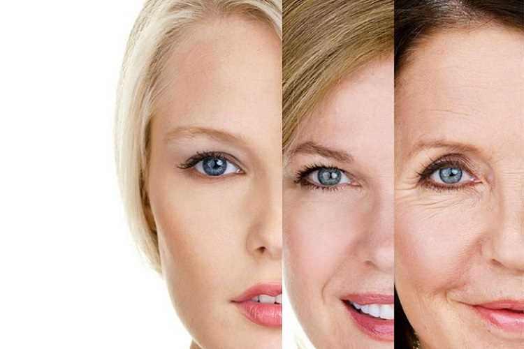 σημάδια γήρανσης