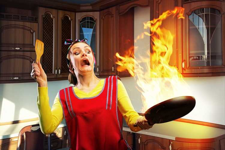 Μαγειρικά ατυχήματα
