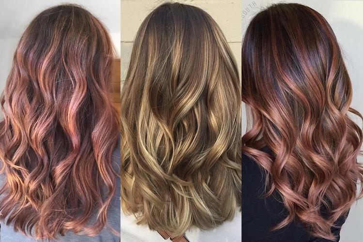 20+χρώματα μαλλιών που ταιριάζουν σε μελαχρινές!