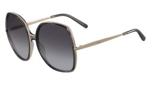 Γυναίκεια γυαλιά ηλίου 2018 τετράγωνα με μεταλλικούς σκελετούς f42807d363d