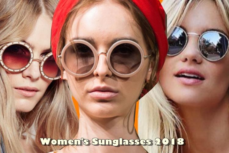 Γυναίκεια γυαλιά ηλίου 2018