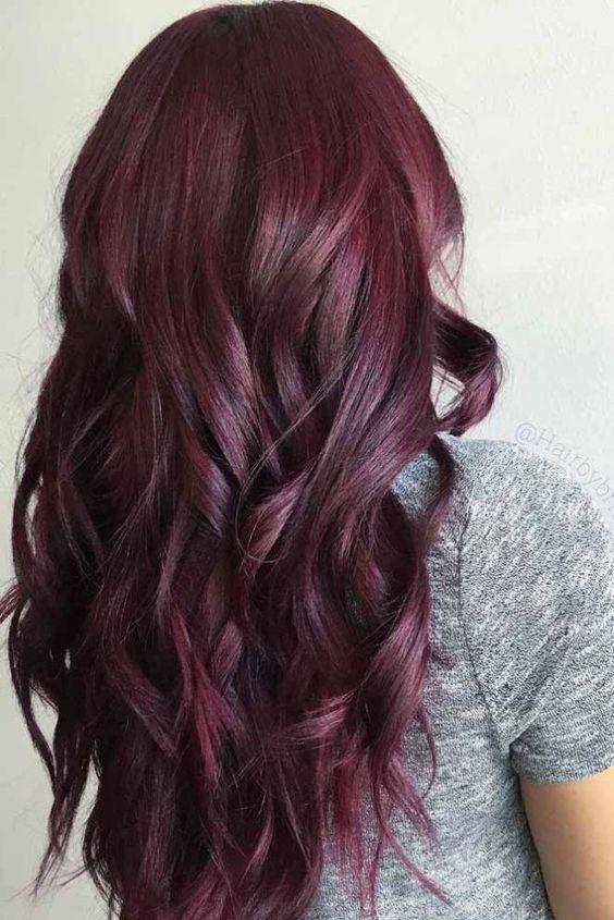 Χρώματα μαλλιών για μελαχρινές  8c1bd64368a