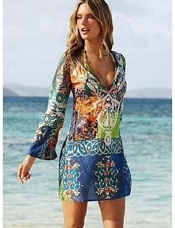 Γυναικείο bohoΦόρεμα Παραλίας