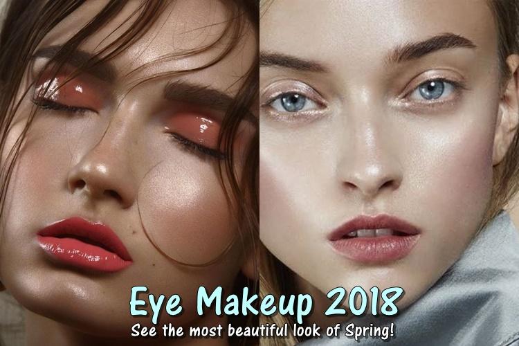 Μακιγιάζ ματιών 2018