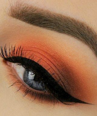 Καλοκαιρινό Smokey Eye