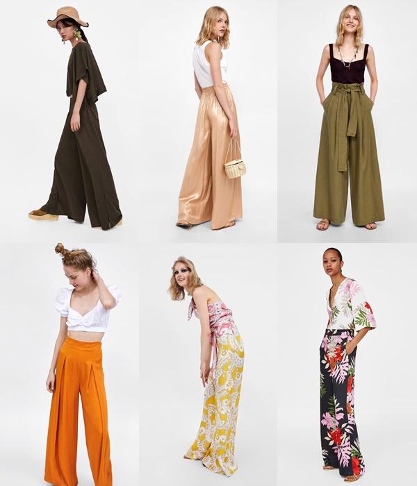05fe7d823c62 ZARA καλοκαίρι 2018:Ένας οδηγός μόδας από τη μέση και κάτω!