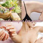6 σπιτικές συνταγές για απαλά χέρια,σφιχτά μπράτσα & γερά νύχια