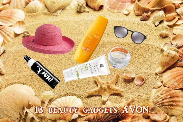 13 beauty gadgets από την AVON για πρόσωπο,σώμα & μαλλιά!