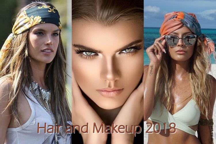 Μαλλιά και μακιγιάζ 2018: Για καλοκαιρινές εμφανίσεις γεμάτες γοητεία!