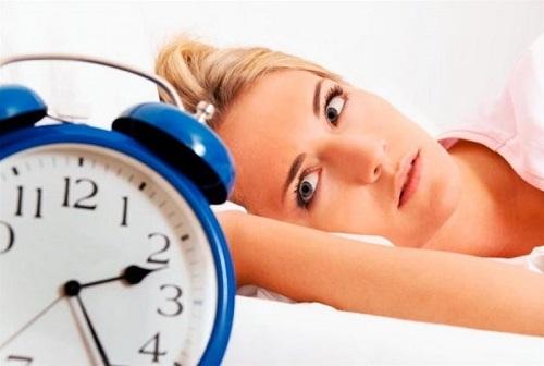 Πρόωρη γήρανση προσώπου άγχος και κακός ύπνος