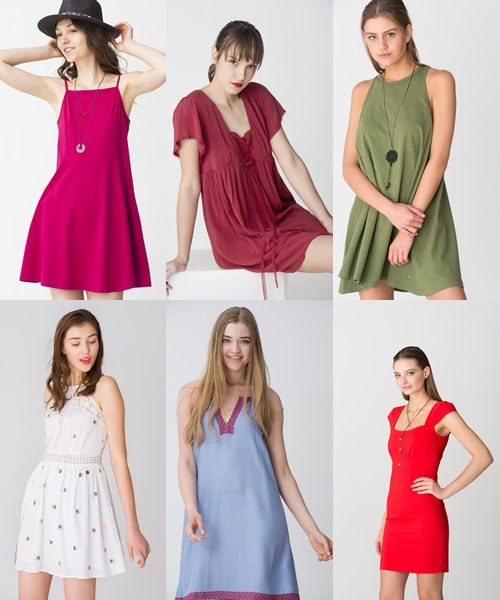 Ministock φορέματα attrattivo