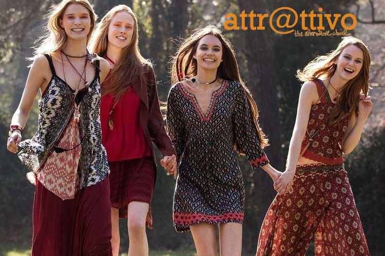 stock φορέματα attrattivo : Για να απογειώσεις το summer look σου!