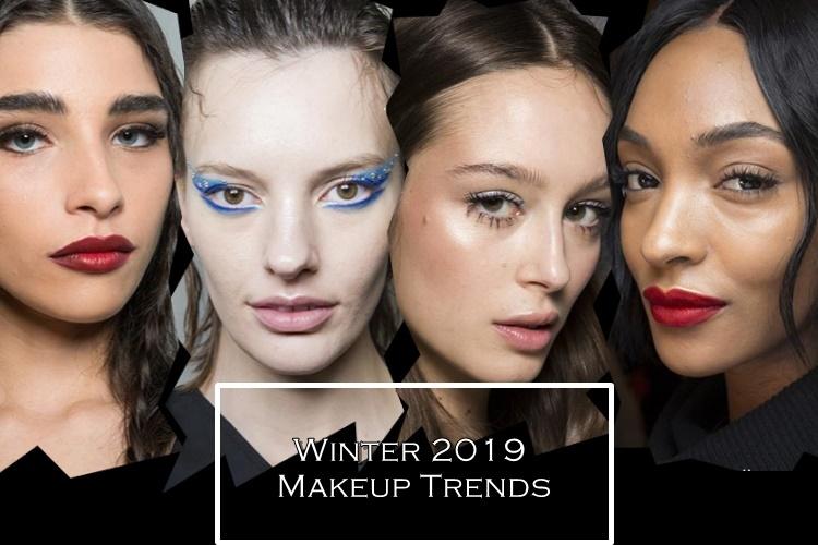 τάσεις στο μακιγιάζ του χειμώνα 2019