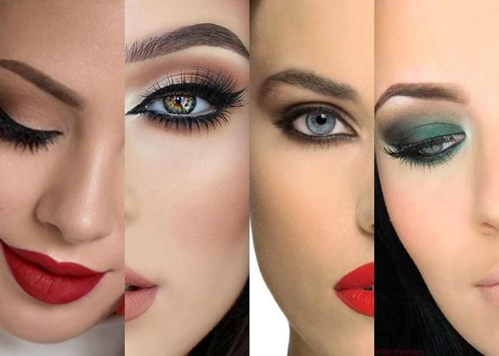 4 χειμωνιάτικα make up Iooks με την τελευταία λέξη της μόδας!